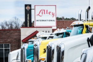 photo of Lilley International store