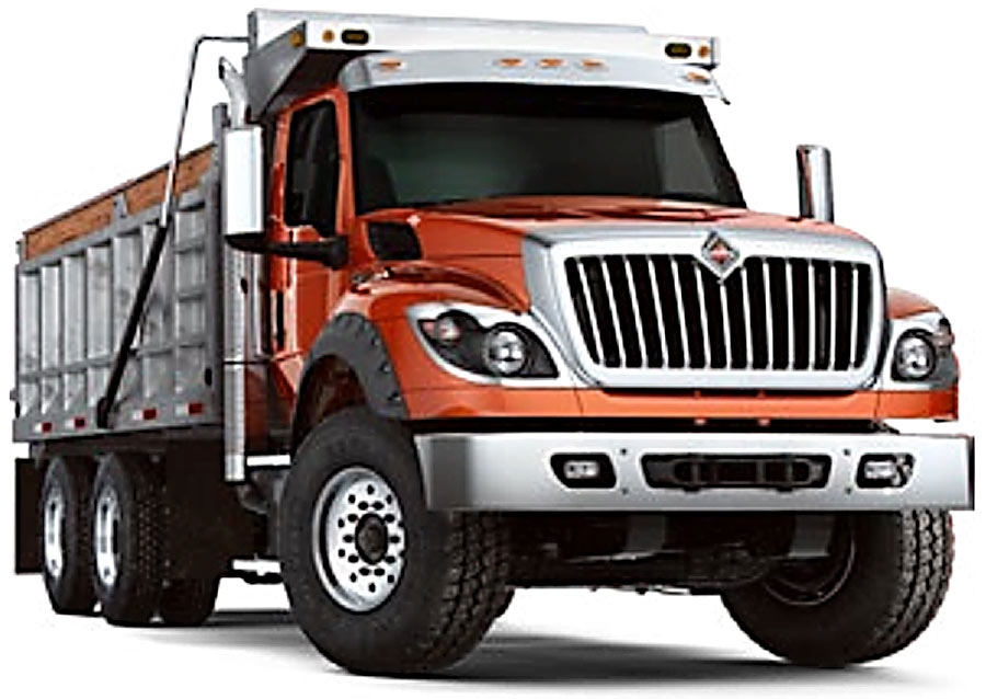 hv dump truck for sale in raleigh